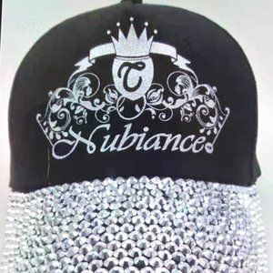 Bling Cap with Nubiance Logo